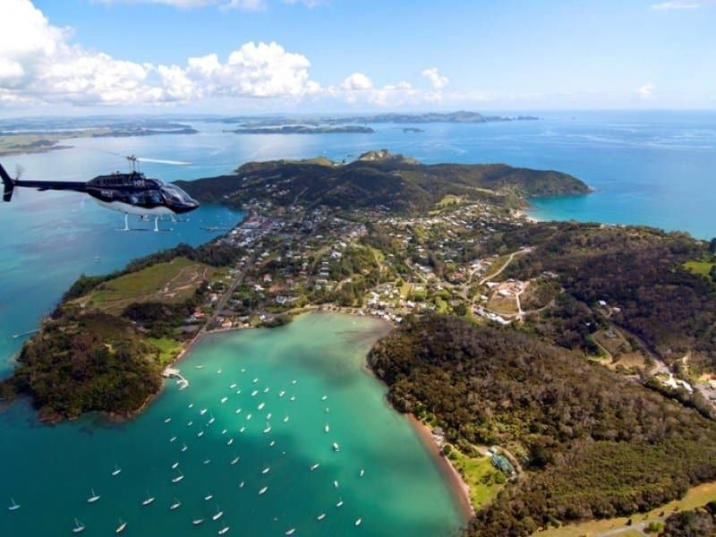 Bay of Islands Coastal Discovery Scenic Flight Tour