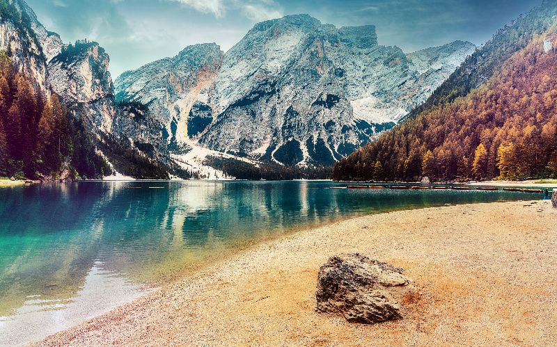 7-Day Italian Lakes and Dolomites Small Group Tour from Milan