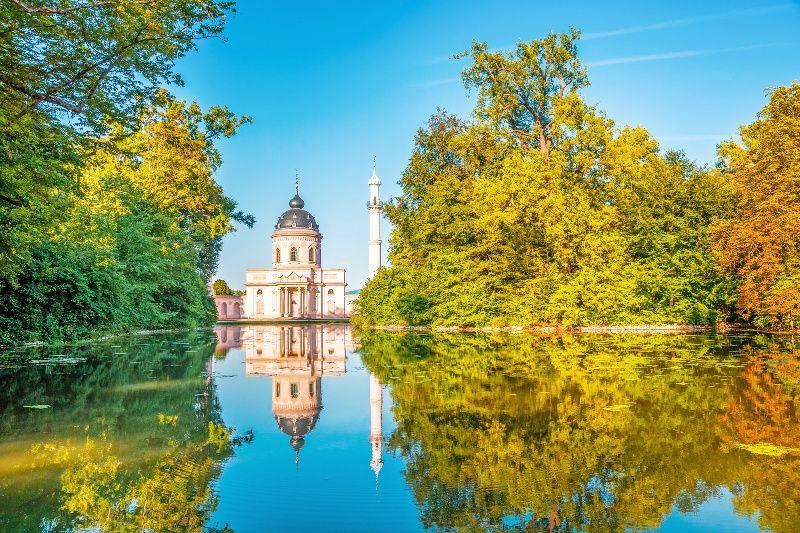 Heidelberg and Schwetzingen Palace Day Tour from Frankfurt