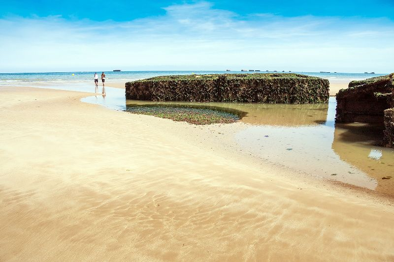 D-Day Beaches of Normandy Tour from Paris