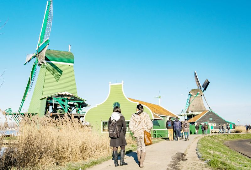 7-Day Western Europe Tour: Brussels to Amsterdam