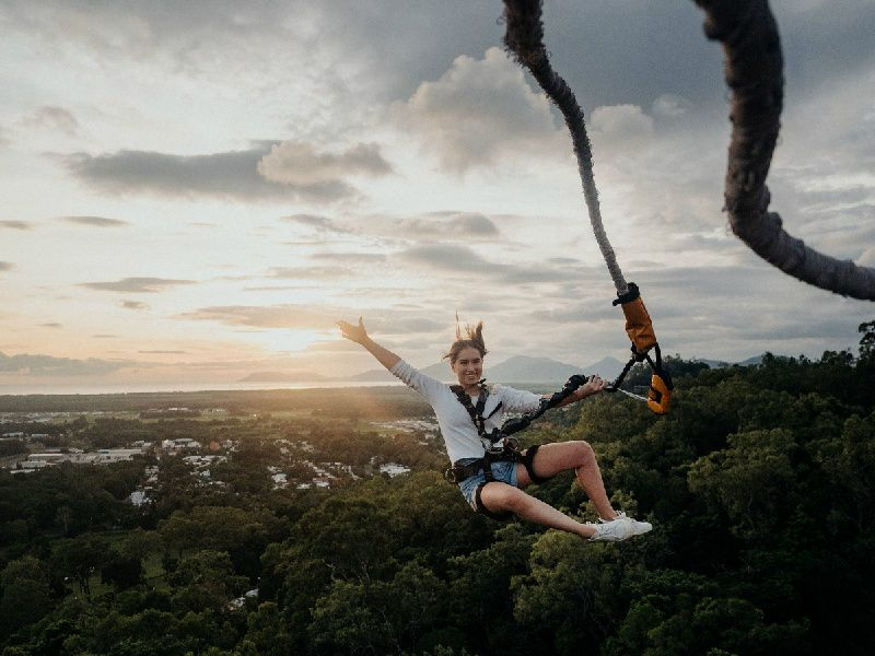 Cairns Sunrise Bungy Jumping W/ Breakfast