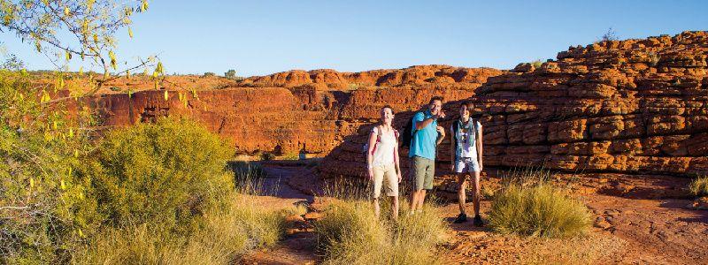 3-Day Kings Canyon & Uluru Explorer Tour From Alice Springs