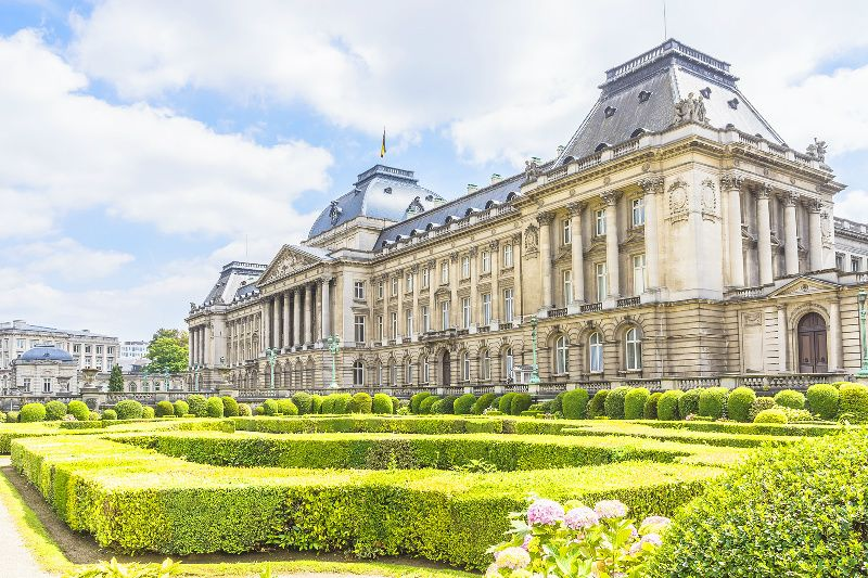 2.5-Hour Brussels Sightseeing Tour by Bus