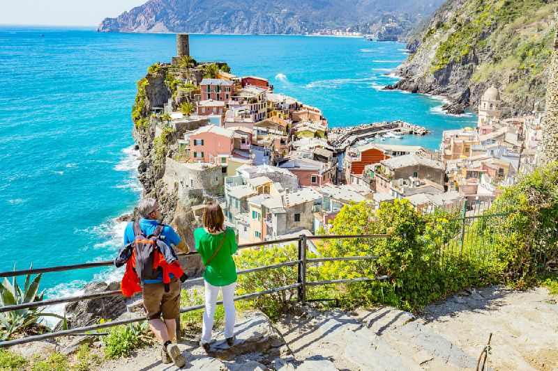 5-Day Rome and Cinque Terre Holiday Package