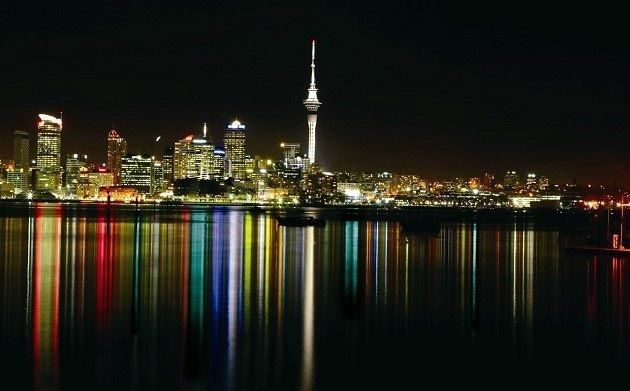 Auckland Sky Tower Entry Ticket