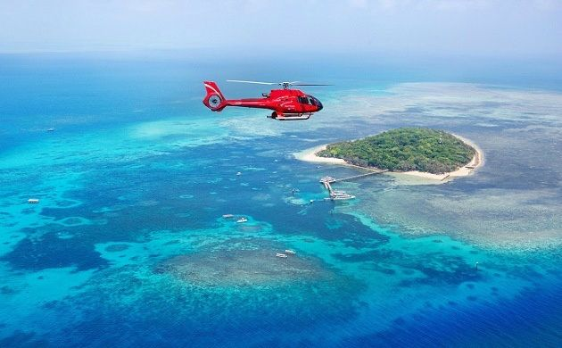 1-Day Agincourt Reef Adventure From Cairns