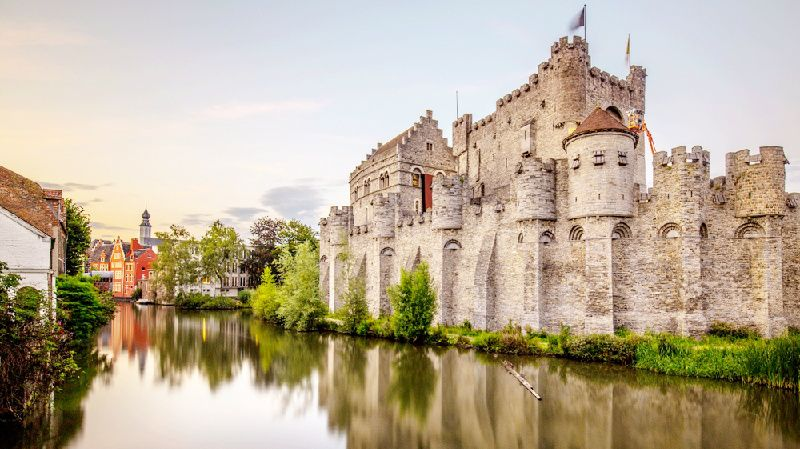 Ghent Small Group Tour from Bruges