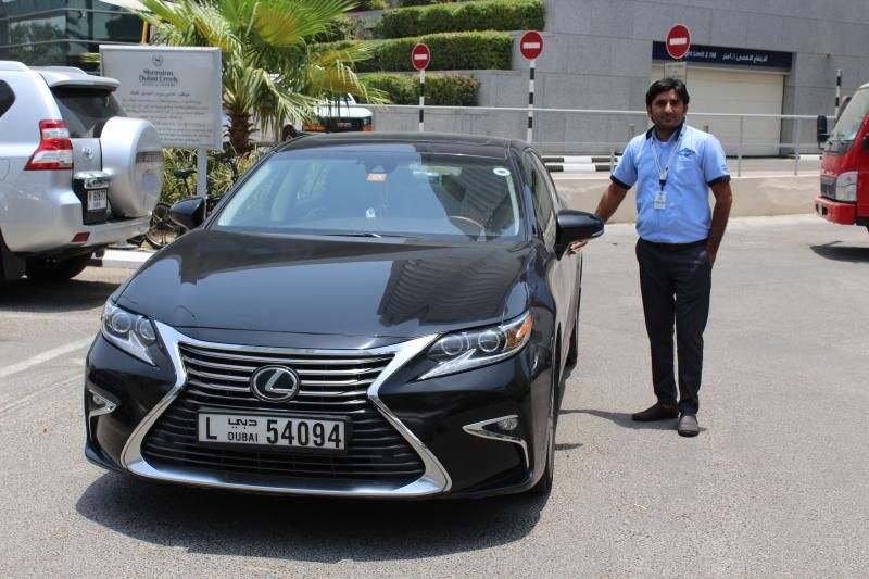 Private Transfer from Dubai Hotel to Expo