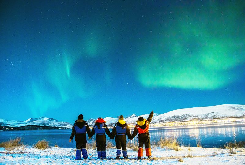 4-Day Northern Lights Norway Vacation Package