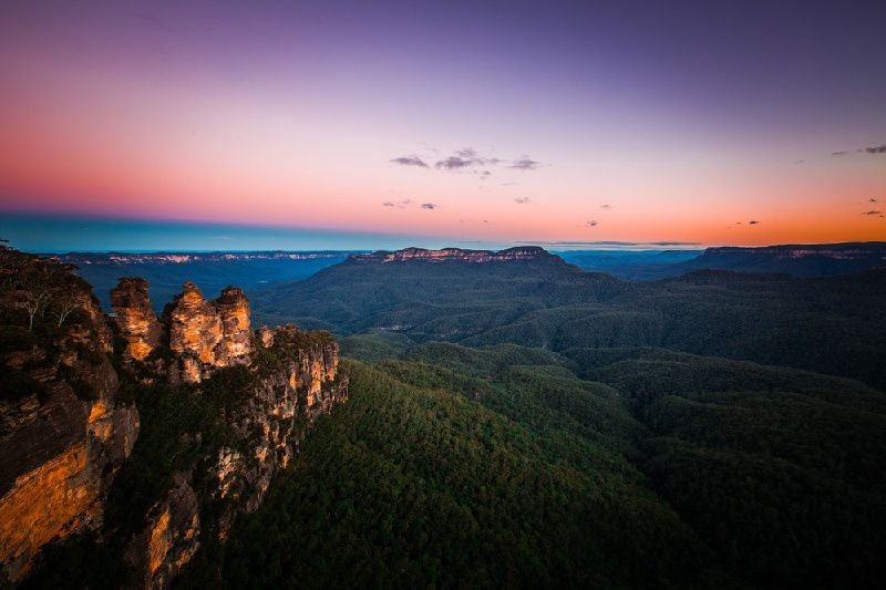 Blue Mountains Express Afternoon Departure Tour
