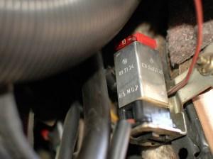 [WRG3813] 1989 Mercedes 560sl Fuse Box Location