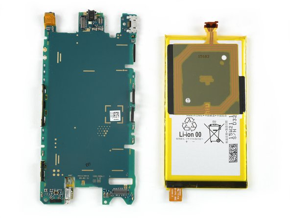 Sony Xperia Z3 Compact Battery Replacement Ifixit Repair Guide