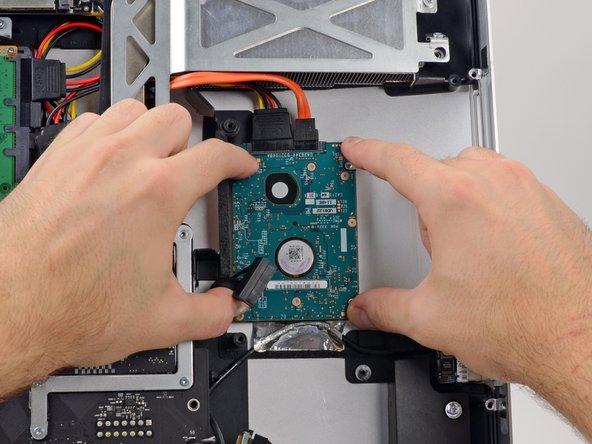 Imac Intel 27 Emc 2390 Zweite Hdd Oder Ssd Einbauen Ifixit Reparaturanleitung