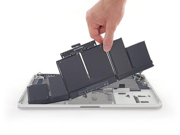 Macbook Pro 15 Retina Display Mid 2014 Battery Replacement Ifixit Repair Guide