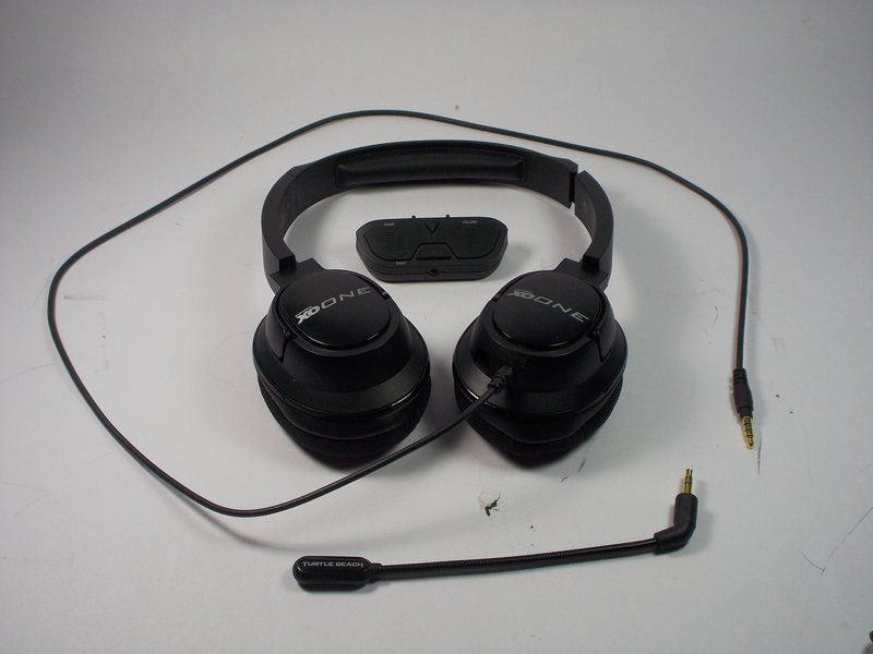 Turtle Beach Headphone Wiring Diagram