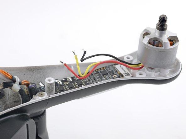 DJI Phantom 2 Motor Replacement