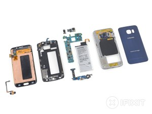 Samsung Galaxy S6 Edge Teardown  iFixit