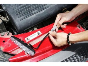 How To Install Universal Fit LED Daytime Running Lights  iFixit Repair Guide