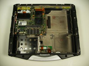 Panasonic Toughbook CF29 Back Cover Replacement  iFixit