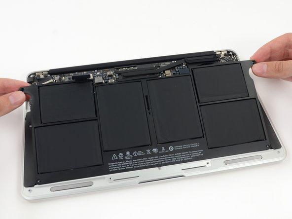 Macbook Air 11 Zoll Mitte 2013 Akku Tauschen Ifixit Reparaturanleitung