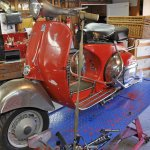 Vespa Large Frame Oil Change Ifixit Repair Guide