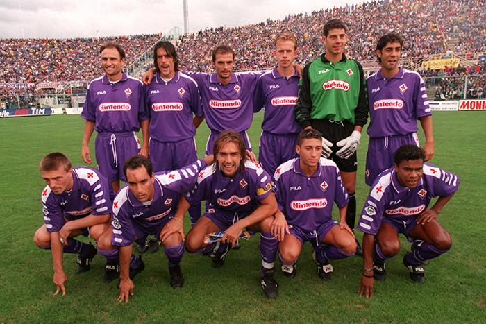 Fiorentina 1998-98 - Planet Football