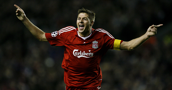 Seven of Steven Gerrard's best moments at Liverpool: FA Cup, Istanbul -  Planet Football