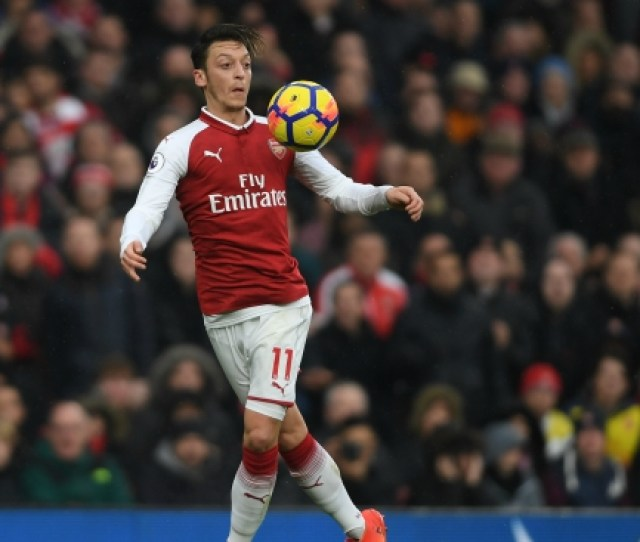 The Majesty Of Mesut Ozil And The Tragedy Of Taking Talent For Granted