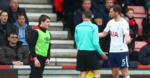 17 times ball boys went rogue, ft. Hazard, Walker, Vertonghen ...