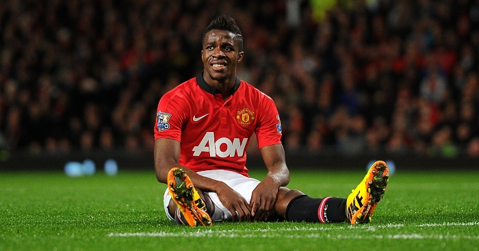Wilfried Zaha Manchester United - The last five England U21 internationals signed by Man Utd & how they fared