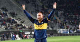 Image result for de rossi boca juniors