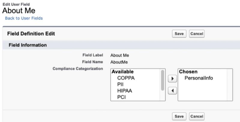 """, Protégez les données personnelles des utilisateurs avec une gestion améliorée des informations personnelles<span class=""""wtr-time-wrap after-title""""><span class=""""wtr-time-number"""">2</span> minutes de lecture</span>"""