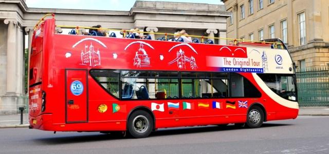 #10 London Sights Bus Tour