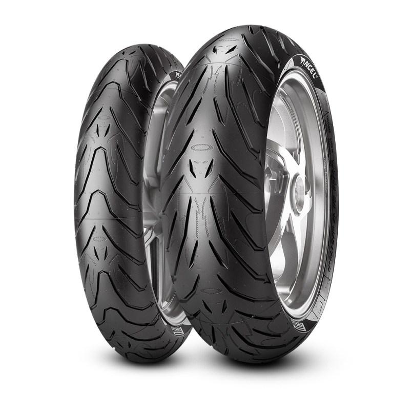 Angel St Motorcycle Tyres Pirelli