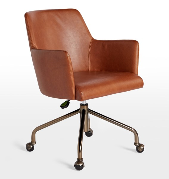 Dexter Desk Chair   Rejuvenation Furniture      Office Furniture  Dexter Desk Chair  D1483 170510 01 d1483