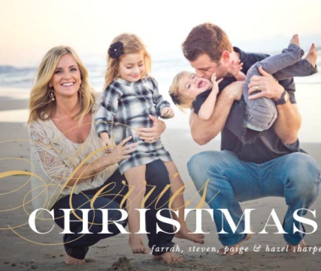 Festive Elegance Foil Christmas Cards