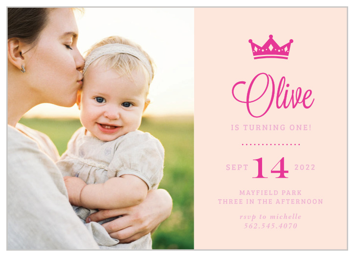 royal birthday invitations match your