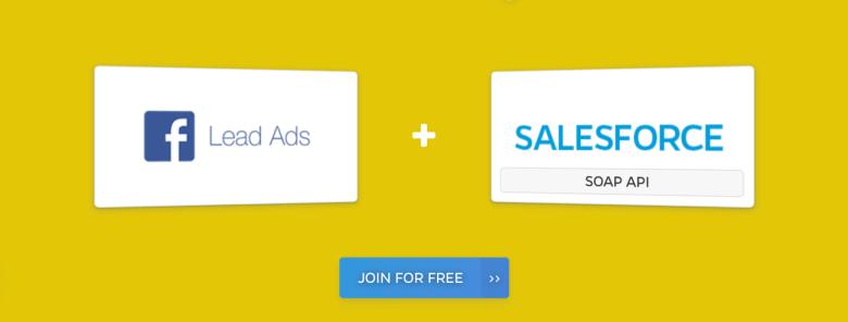 integrazioni di annunci lead di Facebook con salesforce