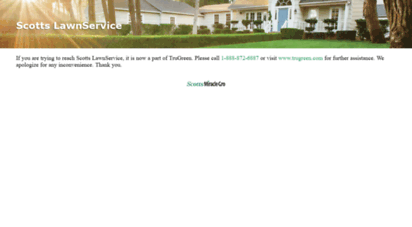 Welcome To Myscottslawnservice Com Scotts Lawn Service