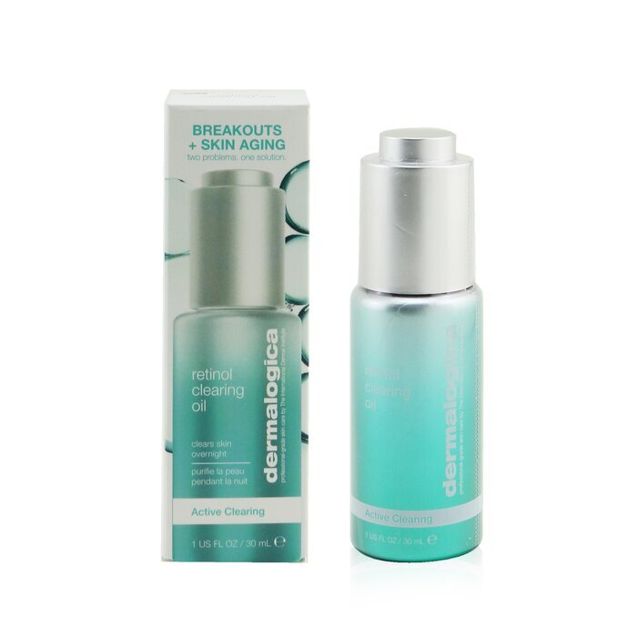 Active Clearing Retinol Clearing Oil 30ml