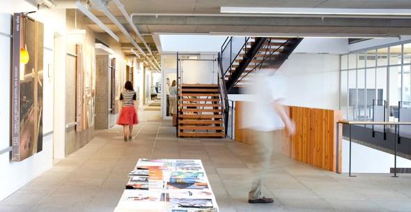 NBBJ Office Space in Seattle
