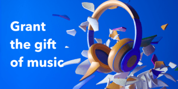 Grant The Gift of Music