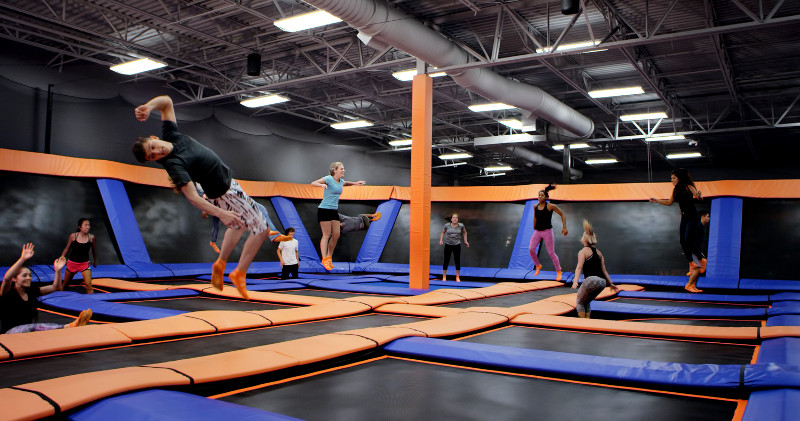 Image result for early bird open jump, sky zone trampoline park, june 13
