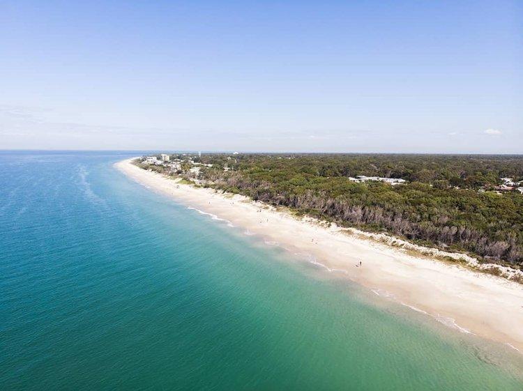 Best Beaches Near Brisbane Visit Brisbane