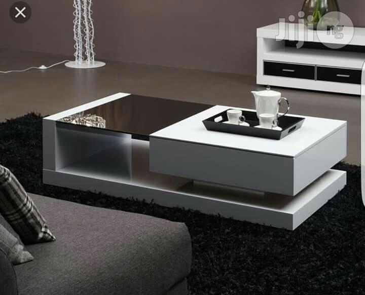 new modern center table