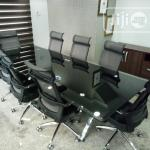 Executive Glass Conference Table For 8 And 10 Seaters In Ojo Furniture Chinonso Stanley Jiji Ng