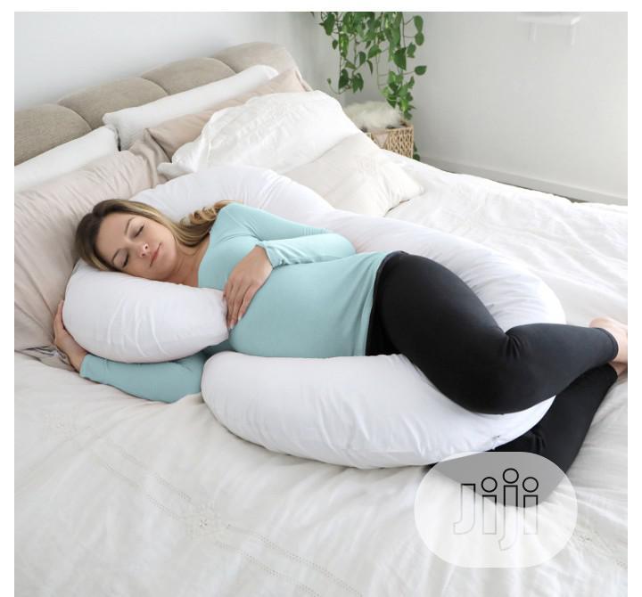 pharmedoc c shape maternity pillow