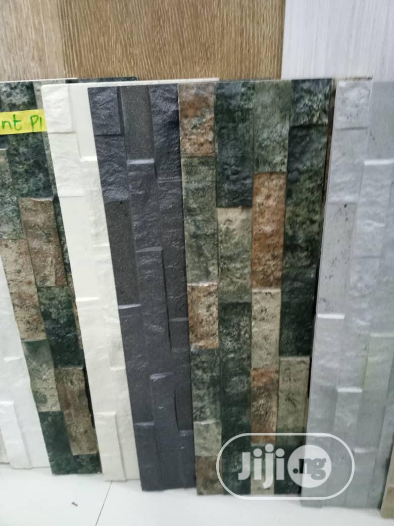 stone pillar tiles