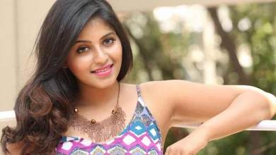 Actress Anjali: I follow the rules as a duty … Champion Anjali on the Traffic Awareness Program